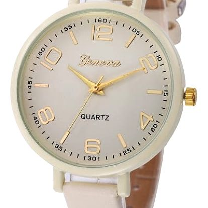 Dámské hodinky ve sportovně elegantním stylu