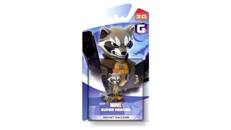 Disney Infinity 2.0: Marvel Super Heroes: Figurka Rocket