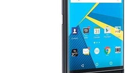 Mobilní telefon BlackBerry Priv (PRD-60029-025) černý Software F-Secure SAFE 6 měsíců pro 3 zařízení v hodnotě 999 Kč + DOPRAVA ZDARMA