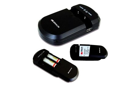 Nabíječka Hama One For All Multi pro AA. AAA (21008200) černá