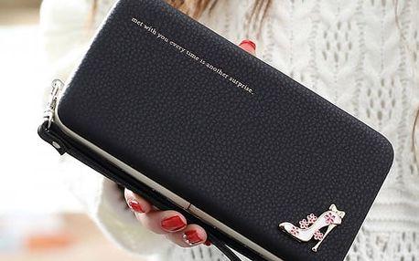 Velkokapacitní peněženka