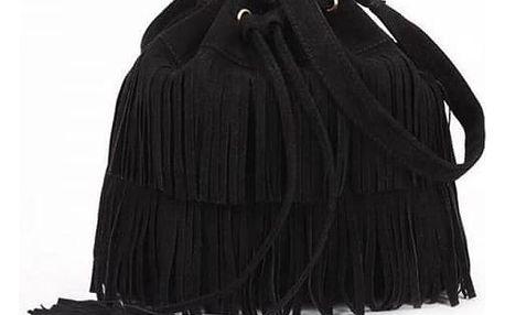Dámská kabelka - střapatá