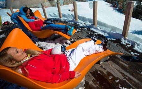 Lyžování Rakousko Ski Amadé Gastein vše v ceně, penzion, polopen..., Gasteinertal, Rakousko, vlastní doprava, polopenze