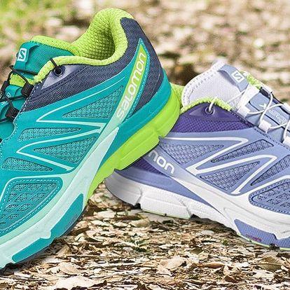 Dámské běžecké boty Salomon na různé povrchy