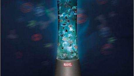 Lávová lampa Marvel Avengers