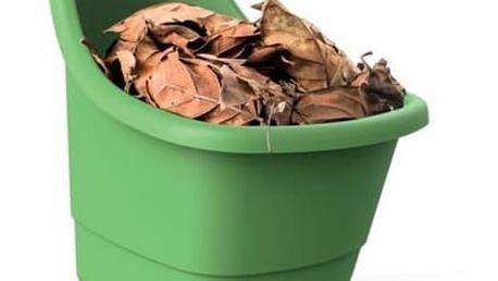 Vozík zahradní Keter EASY GO 50 l zelený