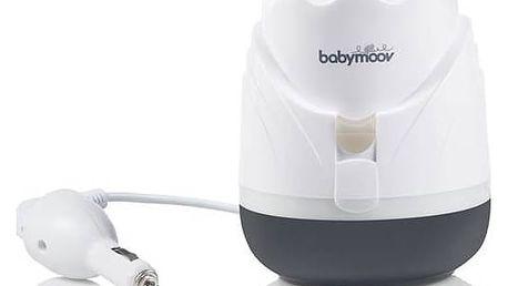Ohřívač kojeneckých lahví Babymoov Tulip Home&Car, CREAM šedý/bílý + Doprava zdarma