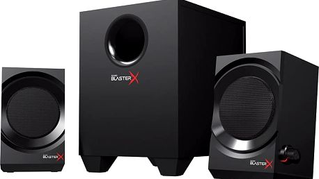 Creative Sound Blaster KRATOS S3, černá - 51MF0475AA000