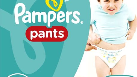 PAMPERS Pants 6, 19ks (16+ kg) CARRY Pack - plenkové kalhotky