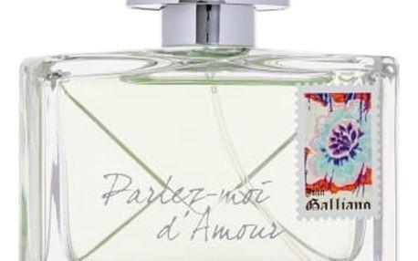 John Galliano Parlez-Moi d´Amour Eau Fraiche 50 ml toaletní voda pro ženy