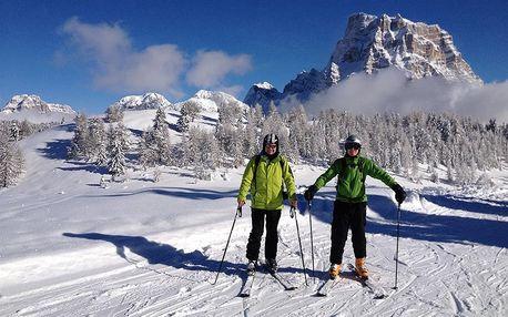 Velikonoční Civetta, Dolomiti Superski | Hotel Savoia*** | 6denní zájezd s ubytováním, polopenzí a skipasem v ceně