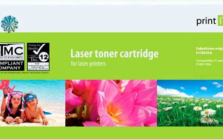 PRINT IT alternativní HP CB435A LJ P1005/P1006 toner - PI-27