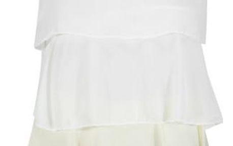 Vrstvené elegantní tílko na léto - Hnědá-velikost č. 1