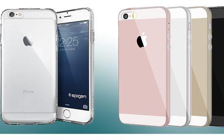 Transparentní pouzdra na iPhone