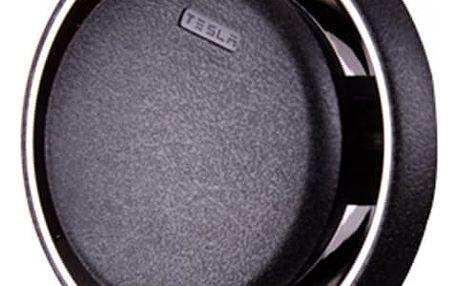 Černý osvěžovač vzduchu nejen do auta