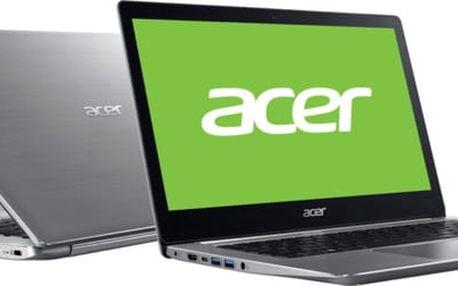 Acer Swift 3 (SF314-52-39YU), stříbrná - NX.GNUEC.004