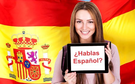 Španělština s rodilým mluvčím vč. učebnice