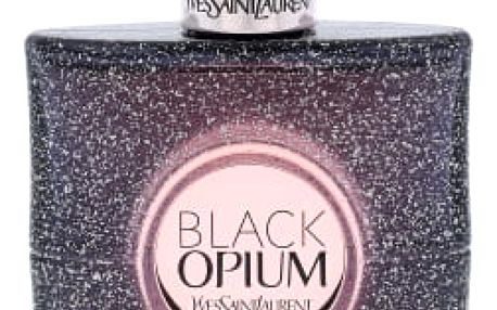 Yves Saint Laurent Black Opium Nuit Blanche 50 ml parfémovaná voda pro ženy