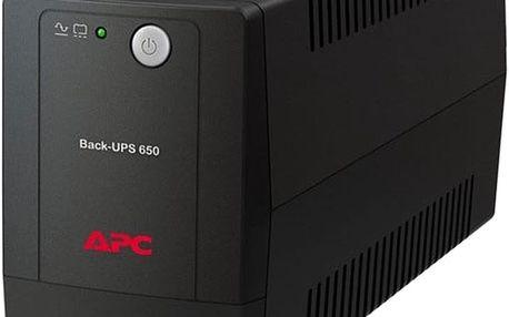 APC Back-UPS 650VA, AVR - BX650LI