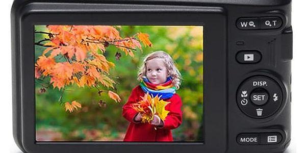 Digitální fotoaparát Kodak FZ43 (819900012224) černý2