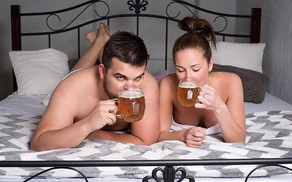 Pivní wellness Liberec