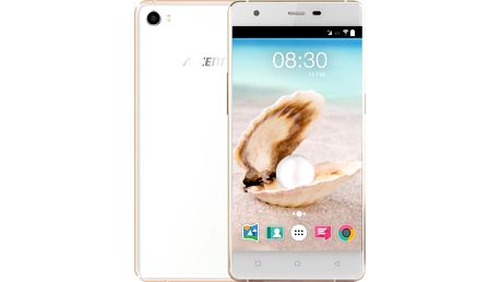 Accent PEARL, bílá/stříbrná - CZ859813100638