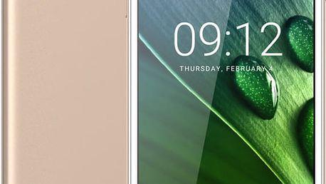 Acer Liquid Z6 LTE - 8GB, zlatá - HM.HWAEE.001