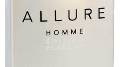 Chanel Allure Homme Edition Blanche 50 ml parfémovaná voda tester pro muže