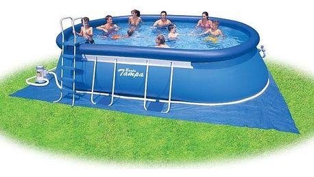 Marimex Bazén Tampa ovál 3,05x5,49x1,07 m s kartušovou filtrací - 10340040