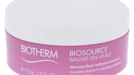 Biotherm Biosource Balm-To-Oil 125 ml čisticí emulze pro ženy