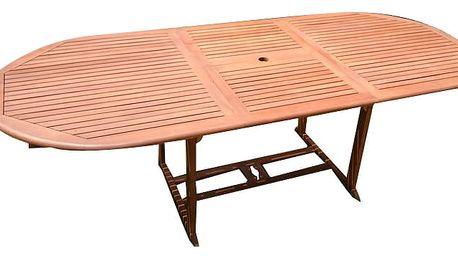 Eukalyptový stůl MARIO - Texim zahradní nábytek
