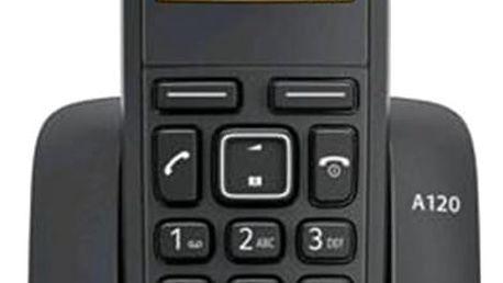 Gigaset A120 Black - S30852-H2401-R601