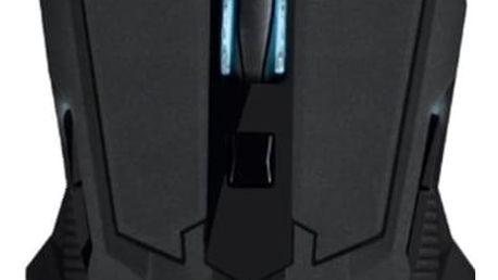 Trust GXT 158 Laser Gaming Mouse - 20324 + Podložka pod myš Trust Eco-friendly, zelená v ceně 230 Kč