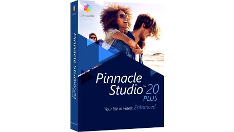 Corel Pinnacle Studio 20 Plus ML EU - PNST20PLMLEU