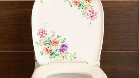 Dekorační samolepka - květiny