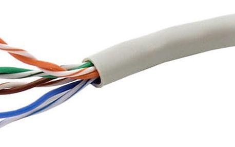 UTP kabel cat.5e 305m (drát)