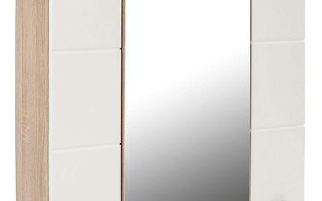 Skříňka se zrcadlem feeling fls01, 70/70/25 cm