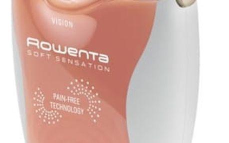 Epilátor Rowenta Soft Sensation EP5720F0 oranžový