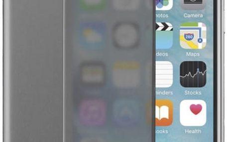 CellularLine pouzdro typu kniha TOUCH s dotykovým čelním krytem pro iPhone 6/6S, černá - BOOKTOUCHIPH647K