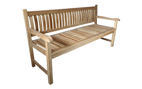 Queensbury teaková lavice 180 cm (zahradní nábytek teak)
