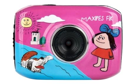 Outdoorová kamera GoGEN Maxipes Fík MAXI KAMERA P růžová