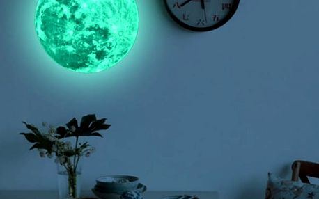 Samolepka - Měsíc