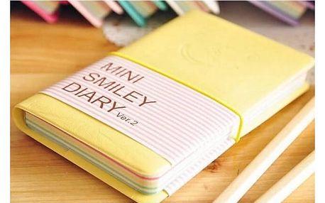 Deník - 104 listů
