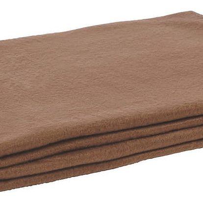 Fleecová přikrývka trendix -top-, 130/180 cm