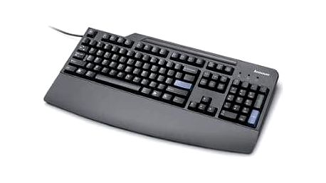 Lenovo Keyboard Preferred Pro, Black - 73P5226