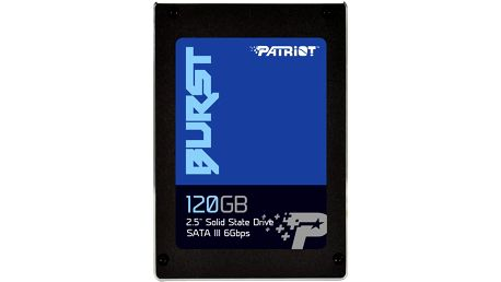 Patriot Burst - 120GB - PBU120GS25SSDR