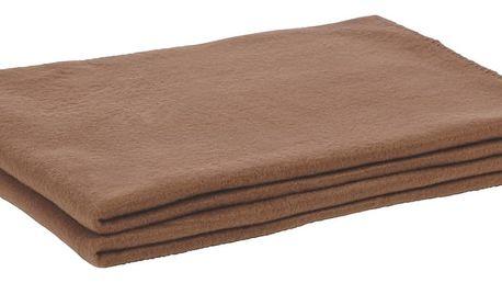 Fleecová přikrývka trendix, 130/180 cm