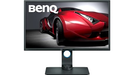 "BenQ PD3200U - LED monitor 32"" - 9H.LF9LA.TBE + A4Tech Bloody TL80 Terminator, černostříbrná"