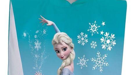 CTI Pončo Frozen Enjoy (Ledové království) 60x120 cm