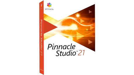 Corel Pinnacle Studio 21 Standard ML EU - PNST21STMLEU